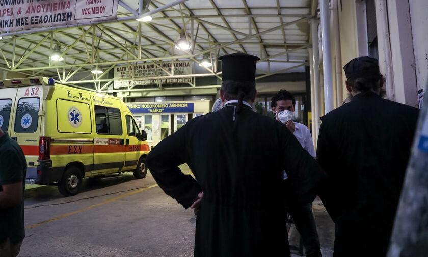 Eπίθεση στη Μονή Πετράκη: Στο Δρομοκαΐτειο ο 37χρονος ιερέας