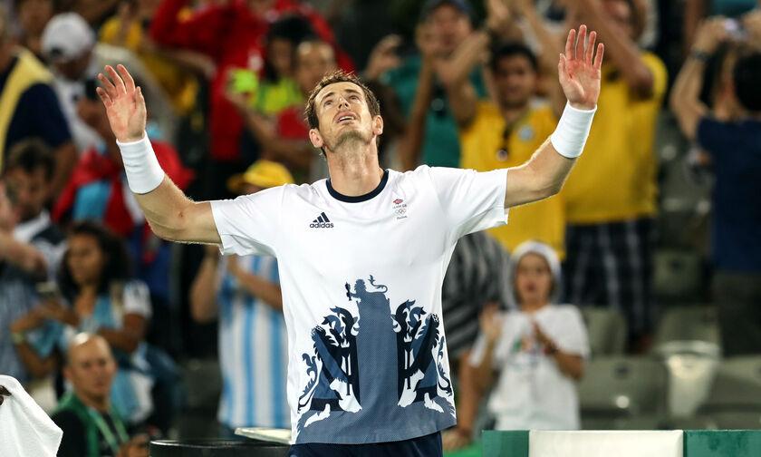 Μάρεϊ: Δίνει το παρών στους Ολυμπιακούς Αγώνες