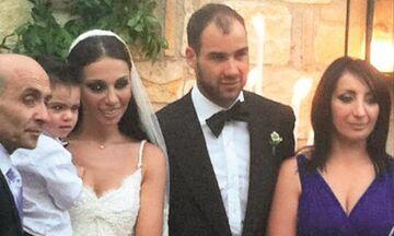Βασίλης Σπανούλης - Ολυμπία Χοψονίδου: Η σέλφι της επετείου 10 χρόνων γάμου! (pic)
