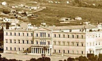 Η πρόταση να χτιστεί η σημερινή Βουλή στην Ακρόπολη - Ξεσηκωμός για τις… τουαλέτες