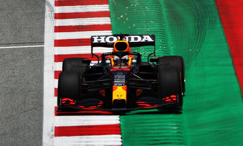 Grand Prix Αυστρίας: Πρώτος και στο FP2 ο Φερστάπεν