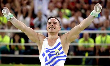 Πετρούνιας: Προκρίθηκε στους Ολυμπιακούς Αγώνες του Τόκιο (vid)