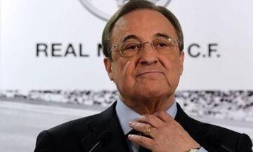 Φλορεντίνο Πέρεθ: Εν ισχύ η προοπτική της Ευρωπαϊκής Σούπερ Λίγκας!