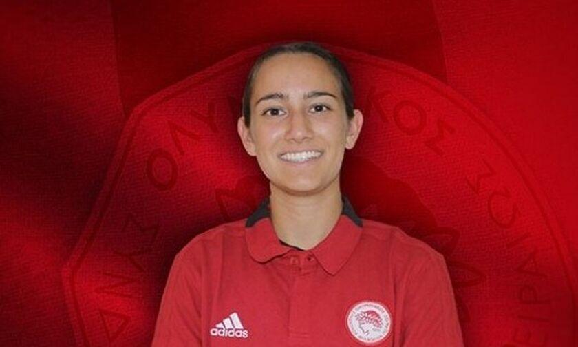 Ειρήνη Κούκη: Από τον Ολυμπιακό στη Δάφνη Αγ. Δημητρίου