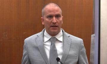 Τζορτζ Φλόιντ: Ποινή 22,5 ετών στον δολοφόνο Ντέρεκ Σόβιν
