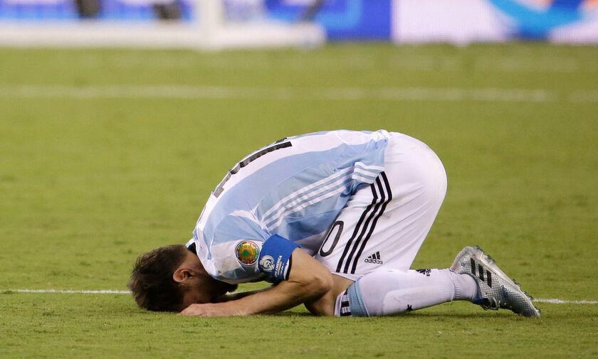 Όταν η Χιλή σήκωσε το Copa America με την βοήθεια του... Μέσι!