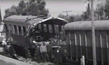 Σύγκρουση τρένων, 34 νεκροί στο Δερβένι, αιμομιξία και ένας φόνος