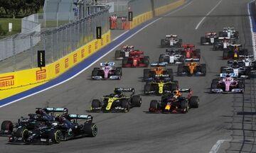 Formula 1: Στην Αγία Πετρούπολη το ρωσικό Grand Prix το 2023