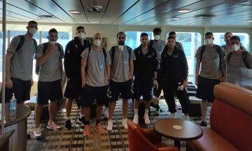 Εθνική ομάδα: Εγκαταστάθηκε στη Βικτόρια του Καναδά