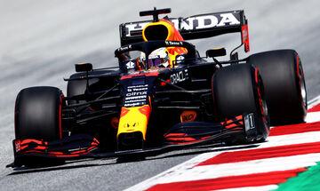 Grand Prix Στυρίας: Ξανά την pole position ο Φερστάπεν