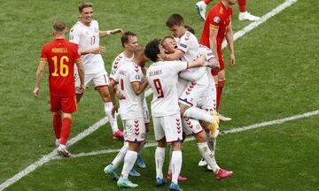 Ουαλία - Δανία 0-4: Στους «8» με υπογραφή Ντόλμπεργκ!