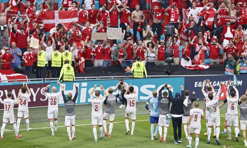 Ουαλία - Δανία 0-4: Ιστορική επίδοση από τους «Βίκινγκς»!
