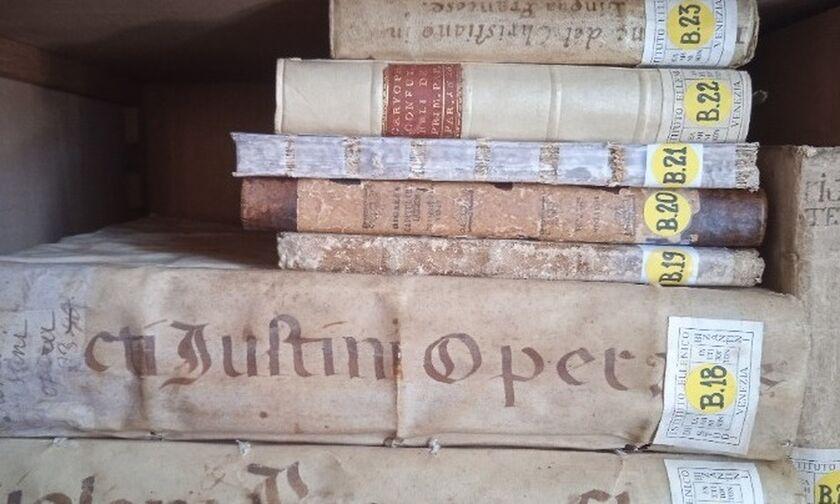 Ελληνικό Ινστιτούτο Βενετίας: 3500 παλαίτυπα βιβλία ένας άγνωστος ευρωπαϊκός θησαυρός