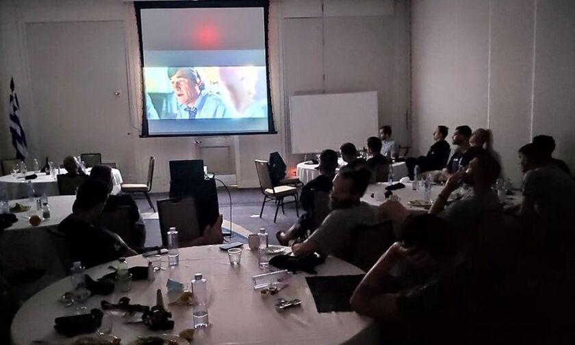 Εθνική: Η έμπνευση του Πιτίνο με την ταινία «Τhe Miracle»