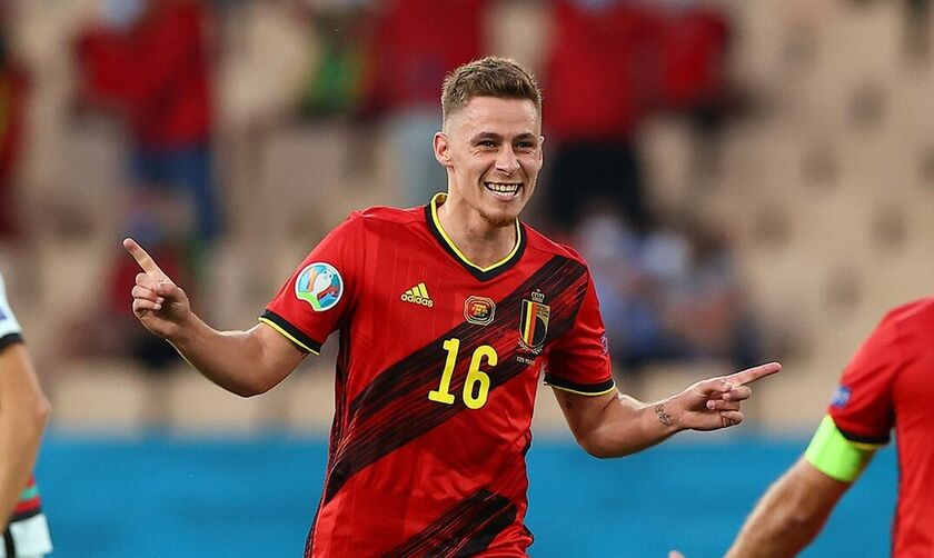 Euro 2020: Βέλγιο – Πορτογαλία 1-0: Ο Αζάρ έκανε την διαφορά - Σπίτι τους οι πρωταθλητές (hls)
