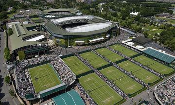 Wimbledon: Φράουλες με σαντιγί, καπέλα, Τσιτσιπάς, Σάκκαρη κι ο «βασιλιάς» - Το πρόγραμμα