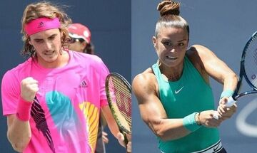 Τσιτσιπάς - Σάκκαρη: Σε ποιο κανάλι θα δούμε το Wimbledon - Οι ώρες των αγώνων