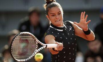 Wimbledon: Αναβλήθηκε το ματς της Σάκκαρη – Την Τρίτη ο αγώνας με τη Ρους