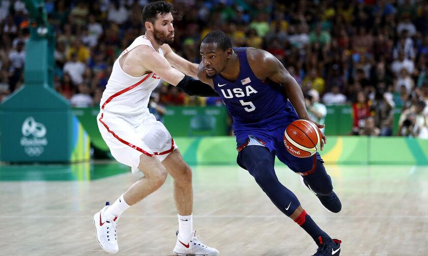Αμερική: Ανακοίνωσε την δωδεκάδα της ενόψει Ολυμπιακών Αγώνων