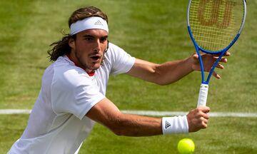 Wimbledon: Αποκλεισμός-σοκ του Τσιτσιπά από τον Τιάφο στον πρώτο γύρο!