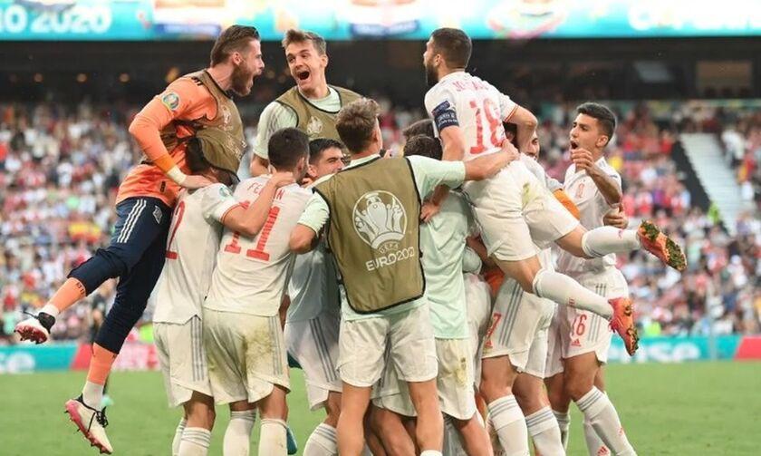 Euro 2020: Κροατία – Ισπανία 3-5: Η «ρόχα» απέκλεισε την… εφτάψυχη «χρβάτσκα» (highlights)
