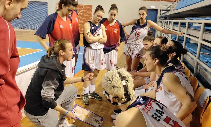 ΕΦΑΟΖ: Σκέφτεται να αποσυρθεί από την Α1 μπάσκετ γυναικών (pic)