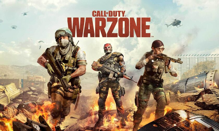 Call of Duty Warzone: Νέο High-Res Texture Pack για PS5 και Xbox Series X|S