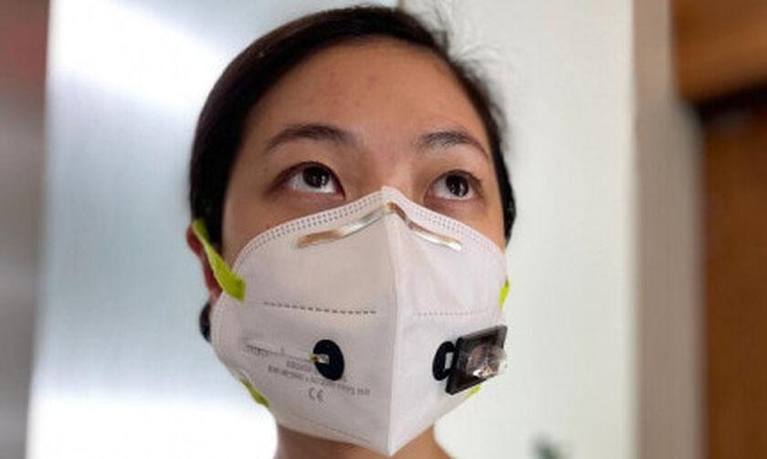 ΗΠΑ: Νέα μάσκα προσώπου μπορεί να κάνει διάγνωση της Covid-19