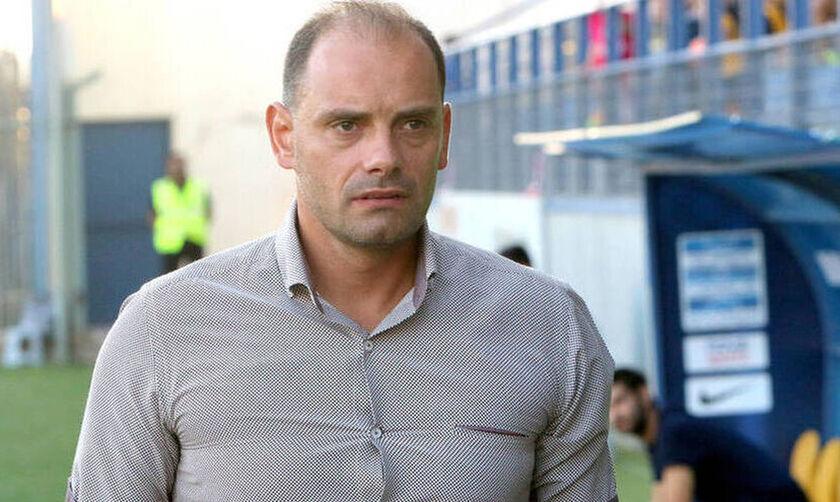 ΟΦ Ιεράπετρας: Νέος προπονητής ο Στάικος Βεργέτης