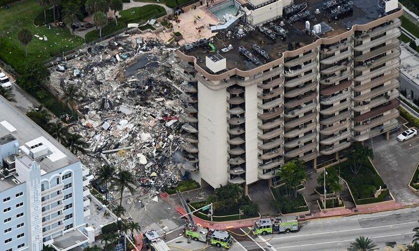 Μαϊάμι: Σβήνουν οι ελπίδες για εντοπισμό επιζώντων - 150 αγνοούμενοι - Δομική ζημιά λένε οι ειδικοί