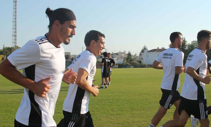 Χριστοδουλόπουλος: «Στο γήπεδο θα δείτε ποιος είμαι...»