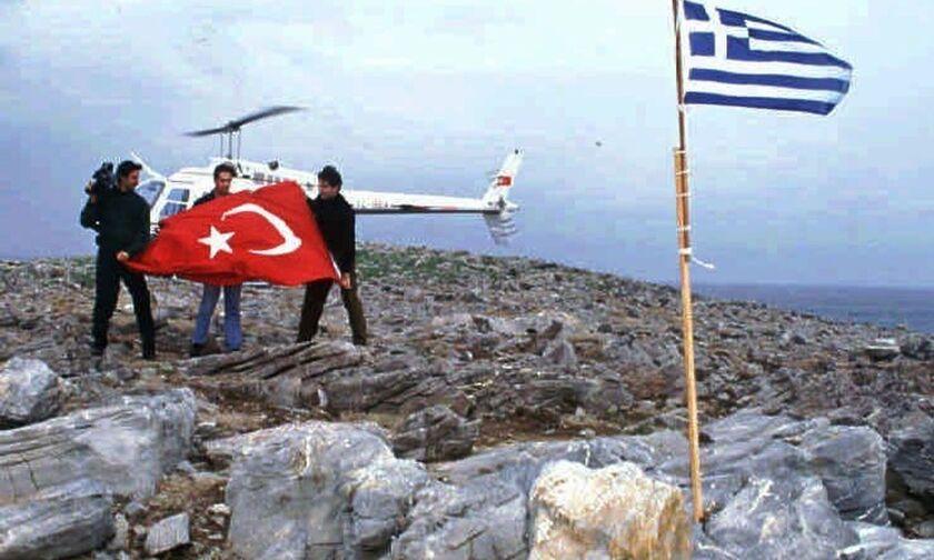 Ο Τούρκος δημοσιογράφος που παραλίγο να προκαλέσει πόλεμο Ελλάδας - Τουρκίας το 1996