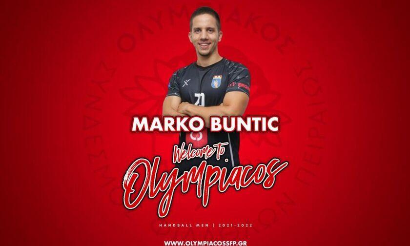 Επίσημο: Στον Ολυμπιακό ο Κροάτης Μάρκο Μπούντιτς