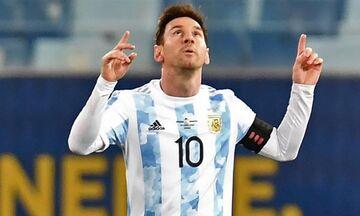 Μέσι: (Μόνος) Πρώτος σε συμμετοχές στην Εθνική Αργεντινής με 148!