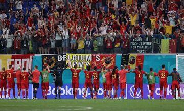 Το Βέλγιο επιβεβαιώνει τον τίτλο του φαβορί