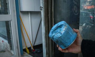 Επίθεση με γκαζάκια έξω από το σπίτι του Γιάννη Πρετεντέρη (vid)