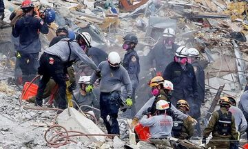 Μαϊάμι: 12 οι νεκροί και ακόμα 149 αγνοούμενοι