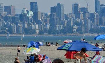 Καναδάς: Δεκάδες νεκροί εξαιτίας καύσωνα - Θερμοκρασία-ρεκόρ 49,5° C