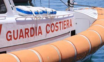 Λαμπεντούζα: Τουλάχιστον επτά νεκροί και εννέα αγνοούμενοι από ανατροπή σκάφους