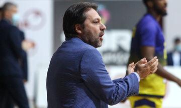 Σερέλης: Αναδείχθηκε καλύτερος προπονητής της φετινής Basket League