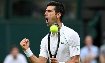 Wimbledon: Ακάθεκτος ο Τζόκοβιτς - Στις 100 νίκες ο Νισικόρι - Ήττα παρά τους 36 άσους για Ίσνερ!