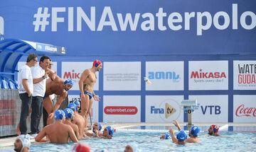 Ελλάδα - Μαυροβούνιο 4-8: Καταστροφικό δεύτερο ημίχρονο και εκτός τελικού World League