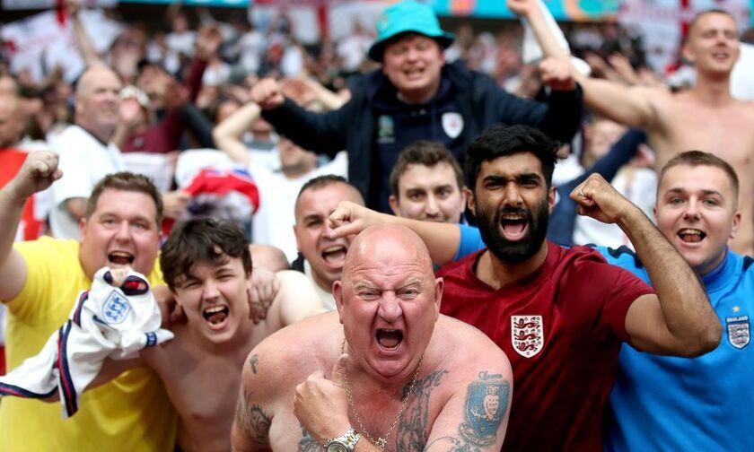 Δεν παίρνουν εισιτήρια οι Άγγλοι για τον αγώνα με την Ουκρανία