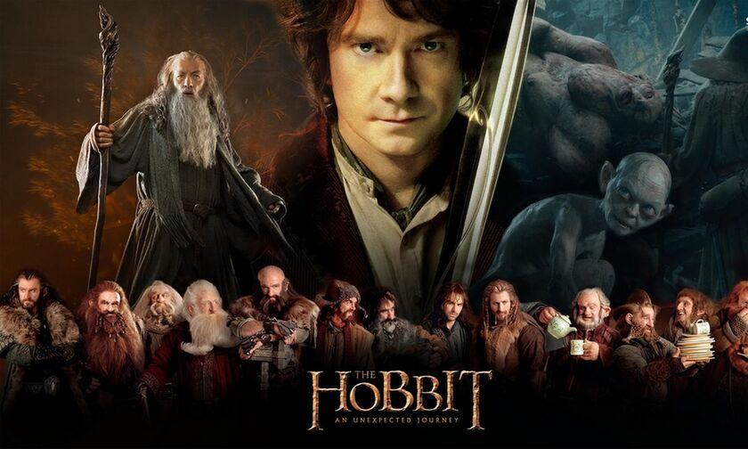 Η τριλογία του «Hobbit» έρχεται στο ελληνικό Netflix