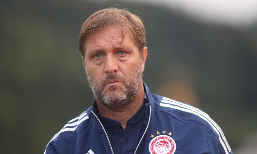 Μαρτίνς: «Πολύ καλός ο Τσούμιτς, θέλει να κρατήσει τον χώρο του στην ομάδα»