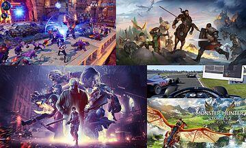 Videogames: Οι νέες κυκλοφορίες - Ιούλιος 2021