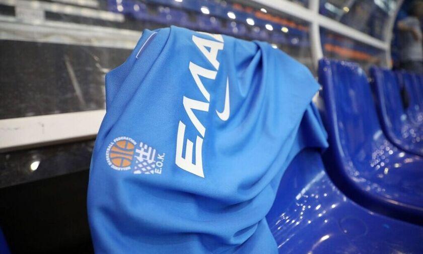 Εθνική Νέων Ανδρών: Ξεκινάει προπονήσεις για το European Challengers