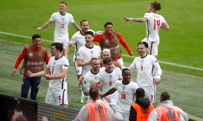 Euro 2020: Πρώτο φαβορί για τους «μπουκ» η Αγγλία