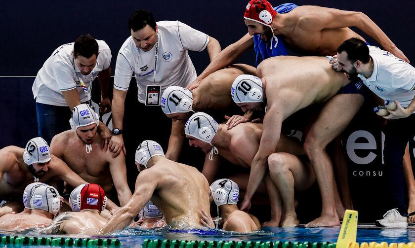 Ελλάδα - Ιταλία 10-8: Τέταρτο χάλκινο μετάλλιο για τη «γαλανόλευκη» στο World League