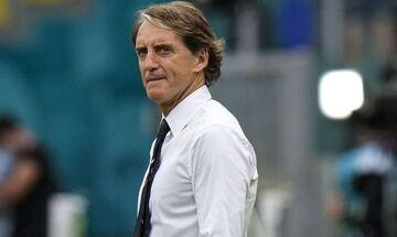 Μαντσίνι: «Το Βέλγιο είναι η καλύτερη ομάδα στον κόσμο»